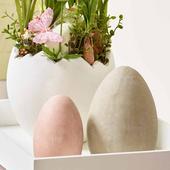 Dekoratívne keramické vajíčka ,