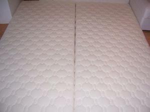 nove matrace. velice pohodlne