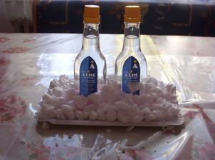Tombola, cena vylet do zasněžených alp...díky za inspiraci