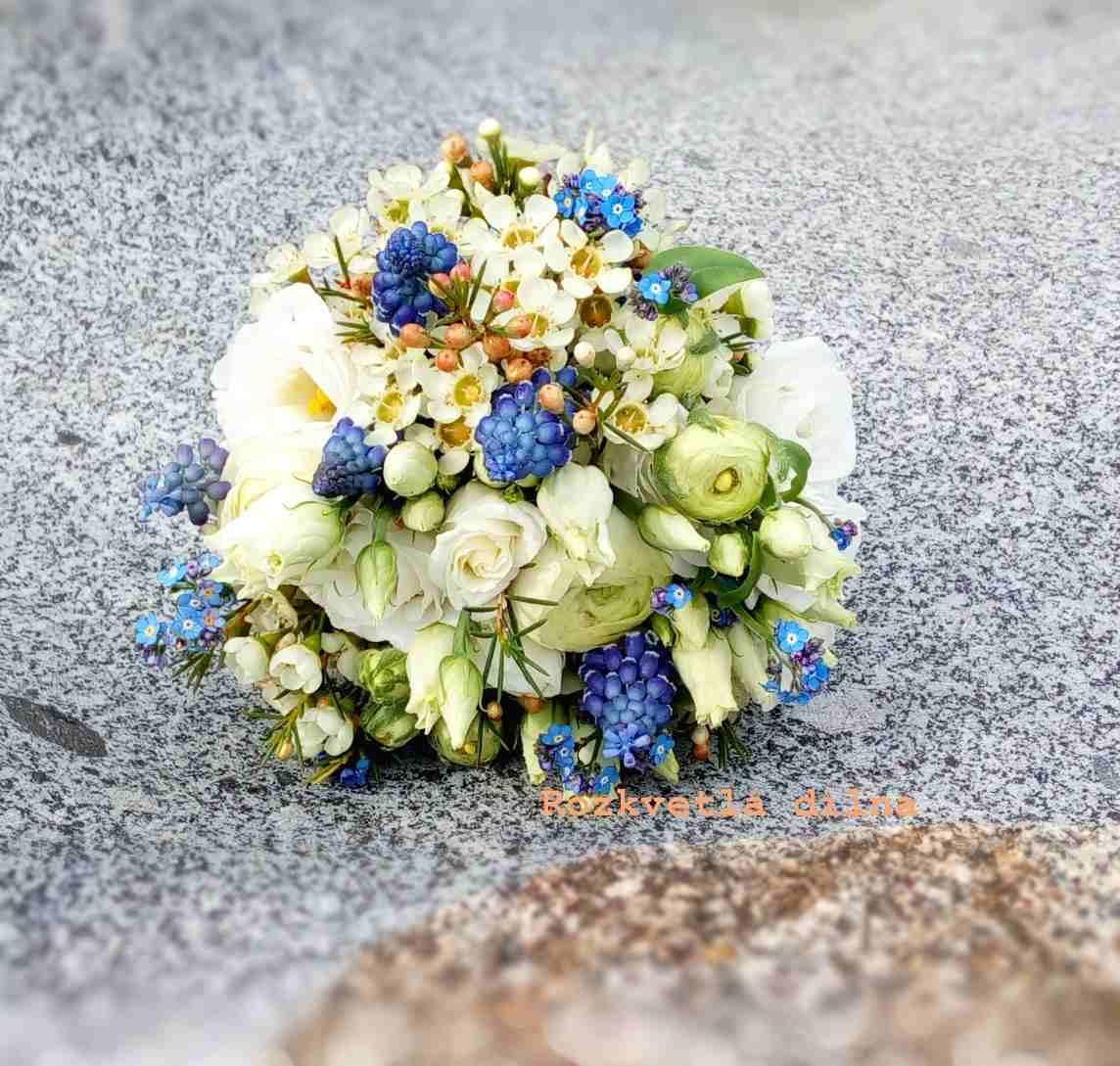 Inspirace pro jarní nevěsty z Rozkvetlé dílny - Obrázek č. 2