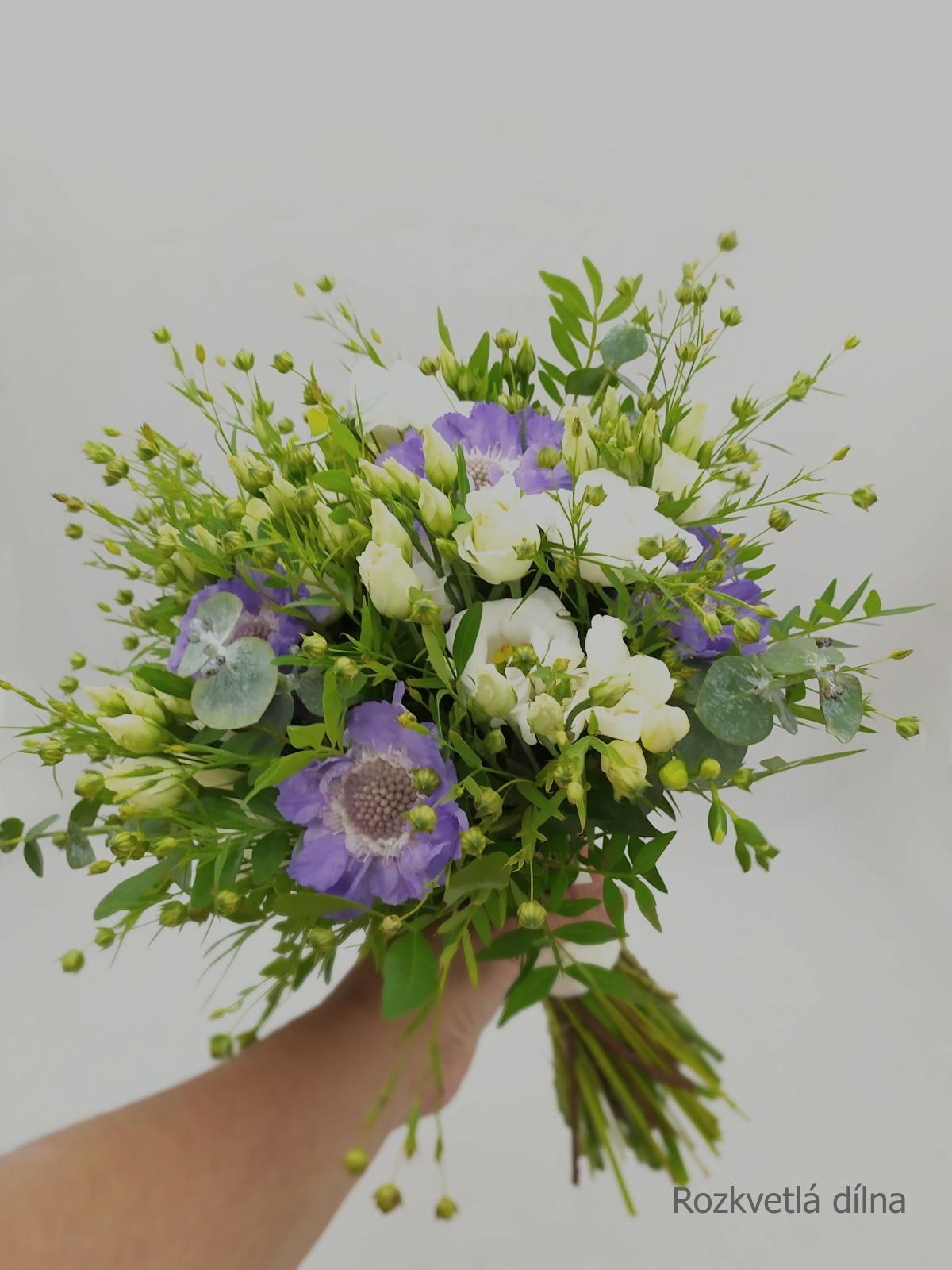 Červencové kytice k Rozkvetlé dílny - Obrázek č. 2