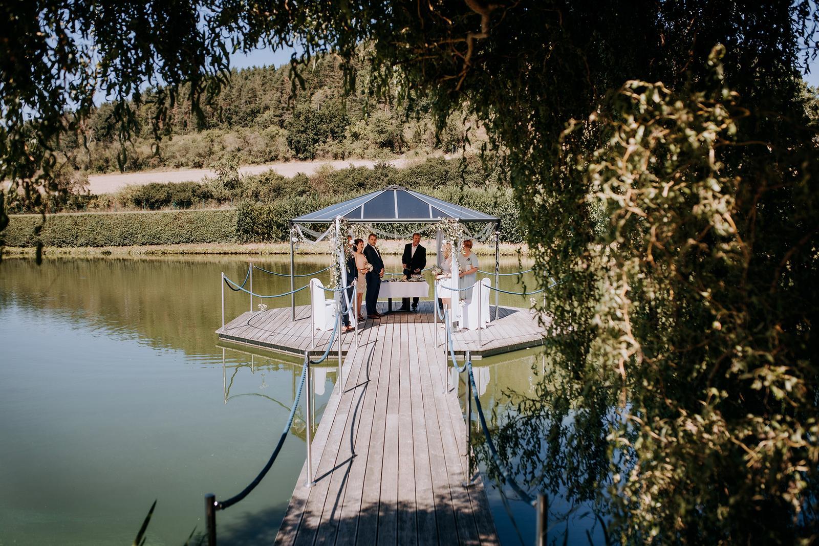 Srpnová pastelová svatba - Obrázek č. 3