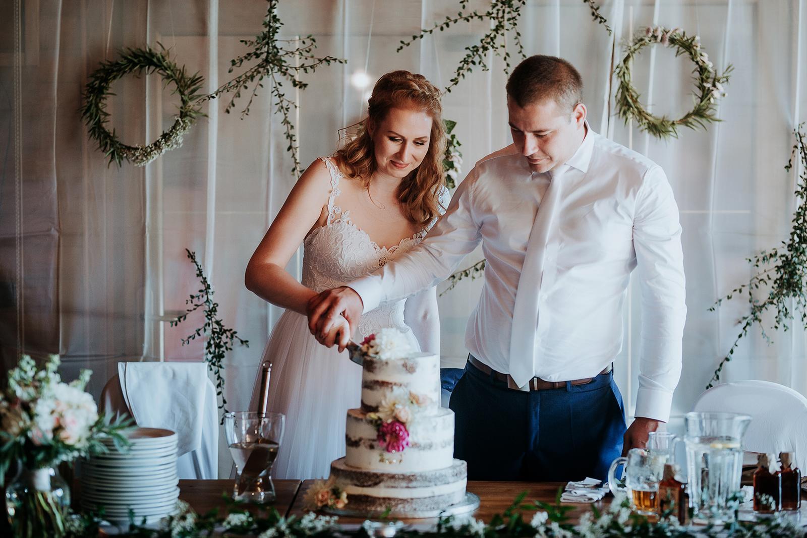 Srpnová pastelová svatba - Obrázek č. 7