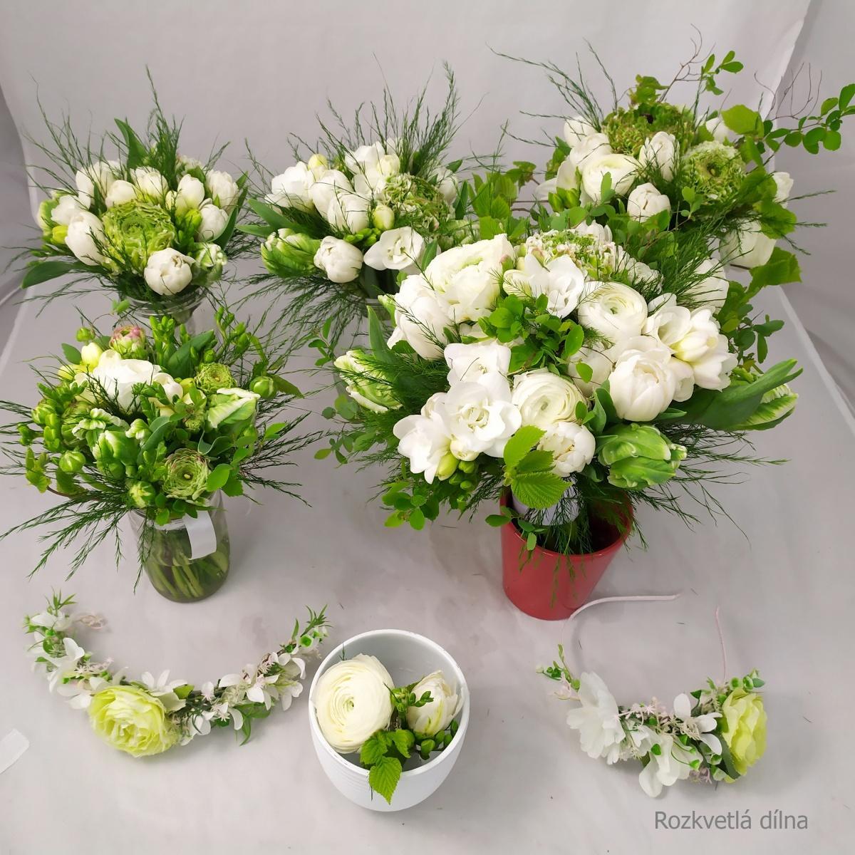 Šťavnatá jarní svatba - Obrázek č. 2