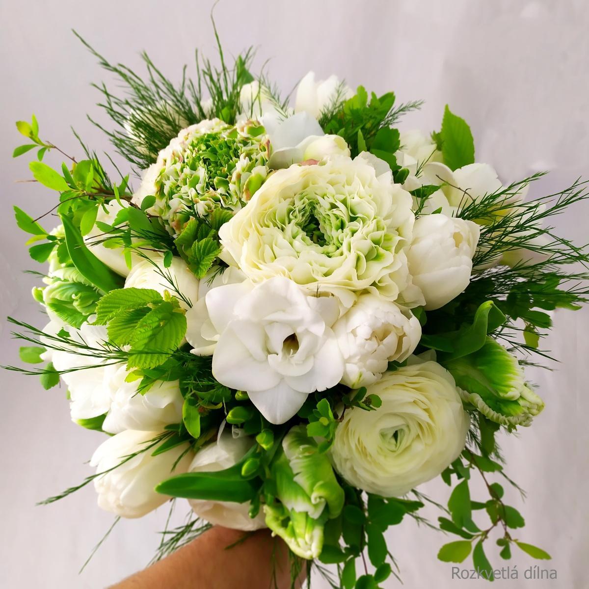 Šťavnatá jarní svatba - Obrázek č. 1
