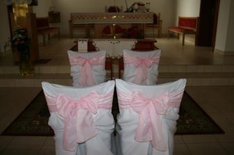 vyzdoba kostola