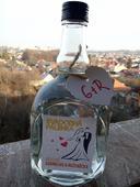 Sklenené fľaše,