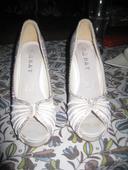 Svadobné topánky veľkosť 39, 39