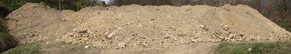 Darujem vykopovu zeminu za odvoz (PK),