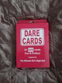 Kartičky pro něvěstu,