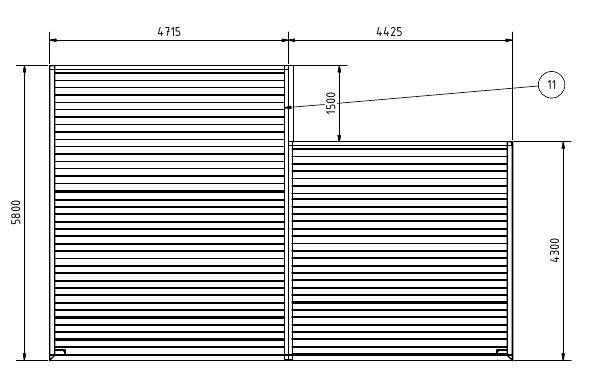 Zastřešení a terasa - Obrázek č. 4