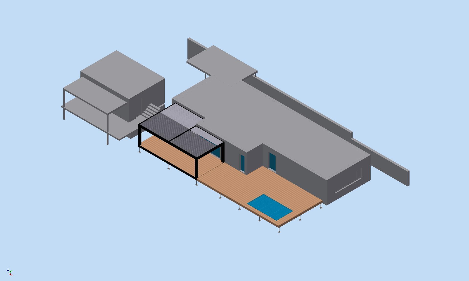 Zastřešení a terasa - Obrázek č. 3