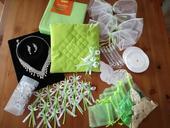 Kompetní balíček doplňků a dekorací,