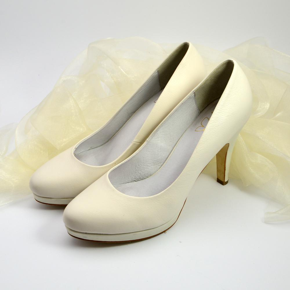 """Svadobné topánky """"38"""" - Obrázok č. 1"""