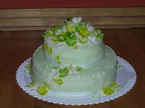 typ na dort, bude o patro vyšší