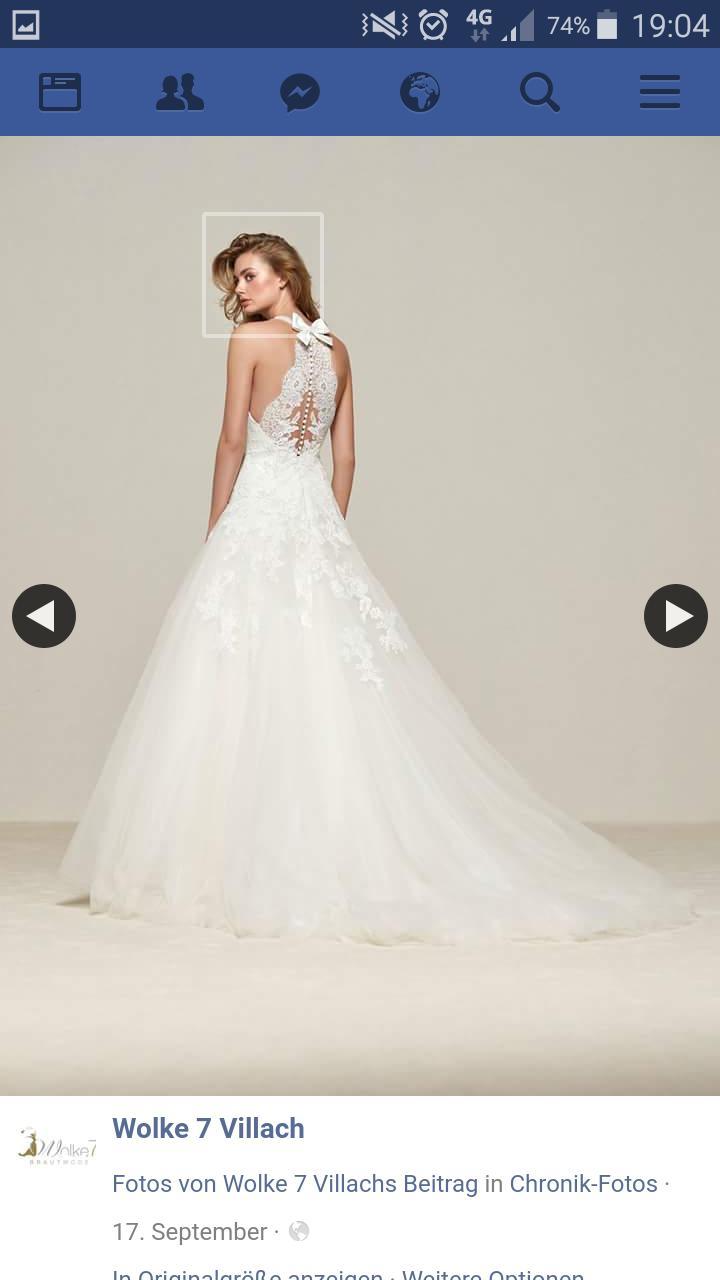 7ec3c0d3a23d anka1411 Ahojte. ..budem sa vydávať V máji 2018 A zhanam svadobné šaty  značky pronovias - Drisara . Nsála som ich V Rakúsku na predaj za 1800€.