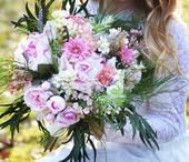 Svatební kytice Magaela,