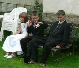 Čekání na nevěstu...