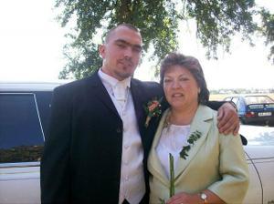 Manžel se svojí matkou