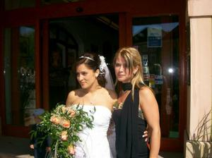 s mojí sestrou Alčou