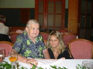 moje babička a neteř Aneta