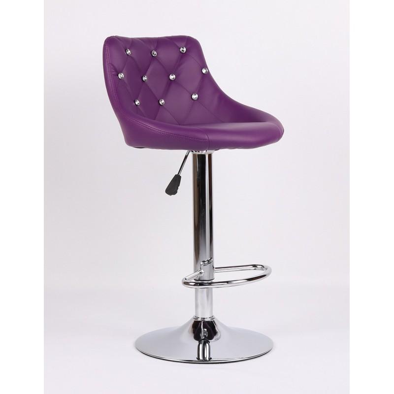 Barová stolička Unicum Fiolet - Obrázok č. 1