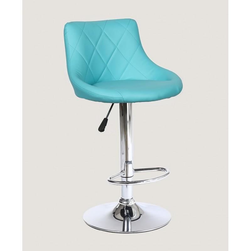 Barová stolička Modena Blue - Obrázok č. 1