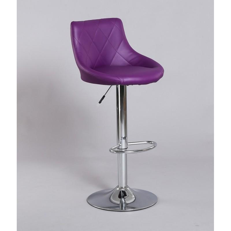 Barová stolička Modena Fiolet - Obrázok č. 1
