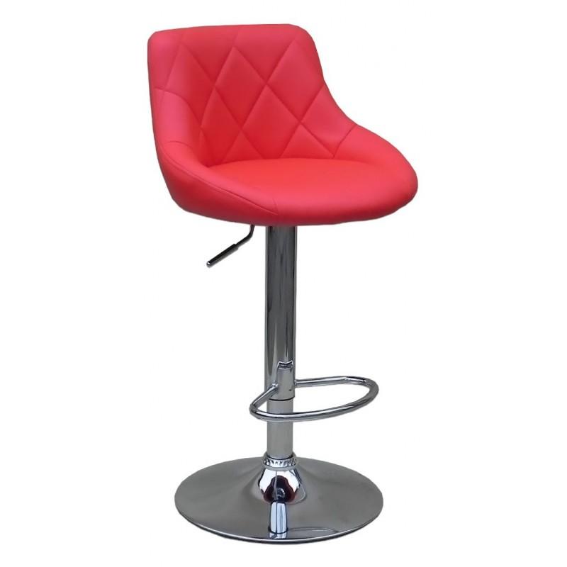 Barová stolička ModenaRed - Obrázok č. 1