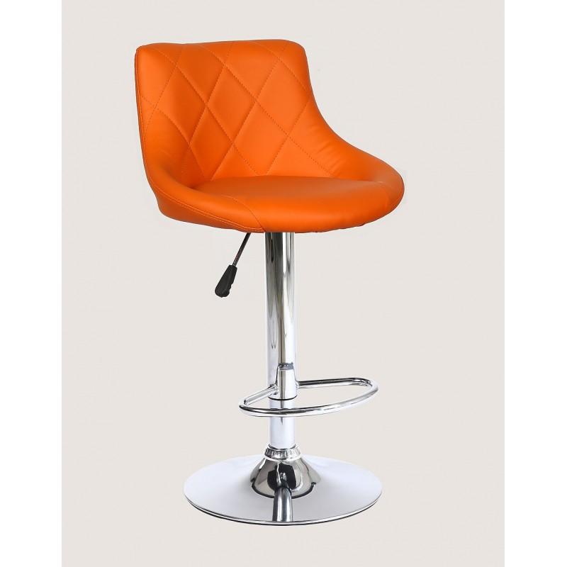 Barová stolička Modena Orange - Obrázok č. 1