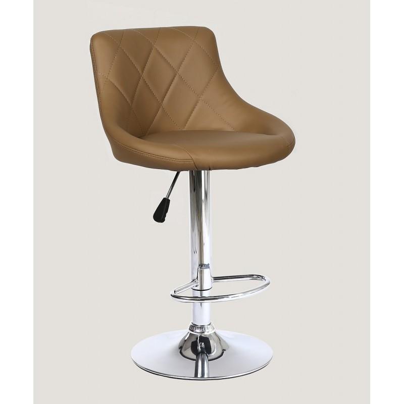 Barová stolička Modena Magenta - Obrázok č. 1