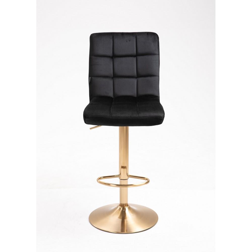 Barové stoličky na zlatých podstavách sú proste luxus. Tu si pozriete celú našu ponuku https://www.vsetkoprenechty.sk/482-barove-stolicky - Obrázok č. 1