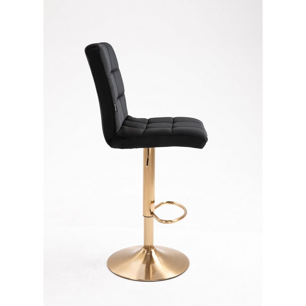Barové stoličky na zlatých podstavách sú proste luxus. Tu si pozriete celú našu ponuku https://www.vsetkoprenechty.sk/482-barove-stolicky - Obrázok č. 2