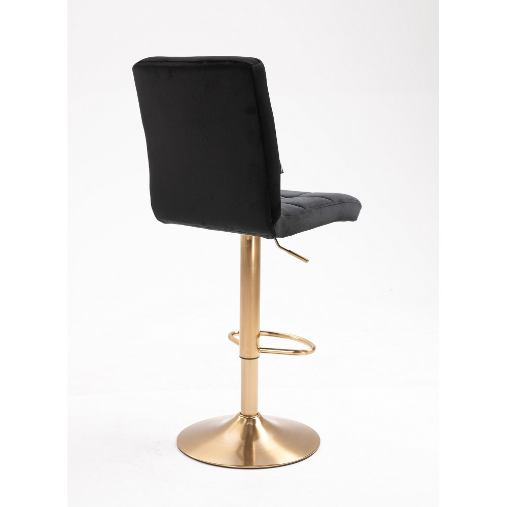 Barové stoličky na zlatých podstavách sú proste luxus. Tu si pozriete celú našu ponuku https://www.vsetkoprenechty.sk/482-barove-stolicky - Obrázok č. 3