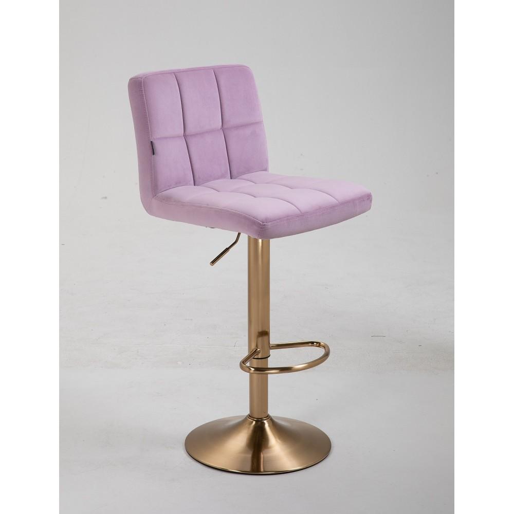 Barové stoličky Agáta na zlatých podstavách https://www.vsetkoprenechty.sk/482-barove-stolicky?id_category=482&n=136 - Obrázok č. 1