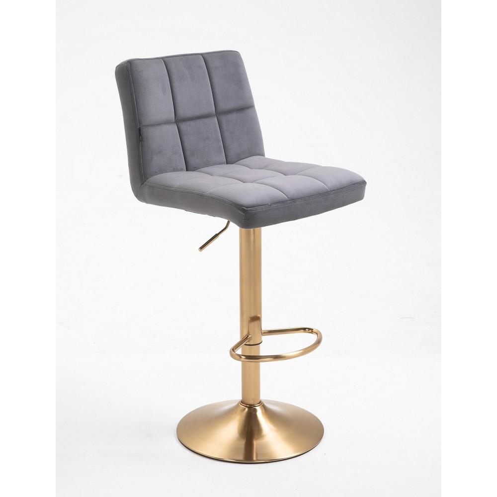 Barové stoličky Agáta na zlatých podstavách https://www.vsetkoprenechty.sk/482-barove-stolicky?id_category=482&n=136 - Obrázok č. 3