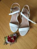 Svatební sandálky New Look vel.36, 36