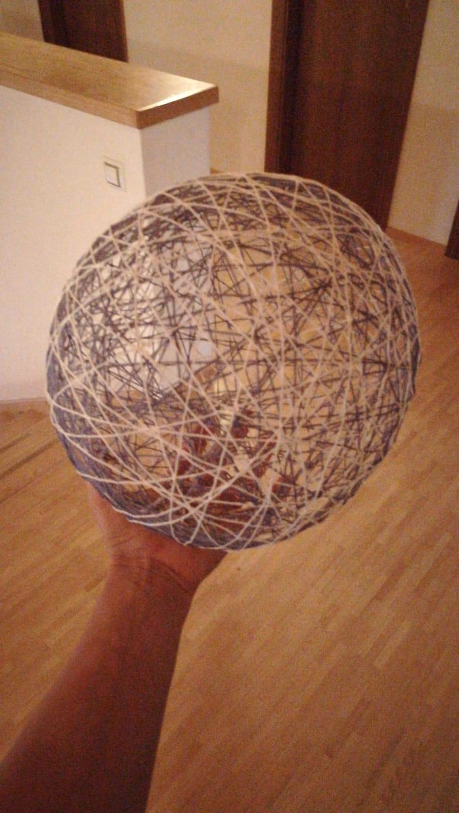Provázkové koule - Obrázek č. 3