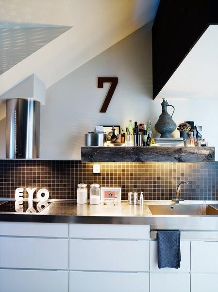 Kuchyně a jídelna - inspirace - Obrázek č. 29