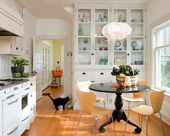 Kuchyně a jídelna - inspirace - Obrázek č. 42