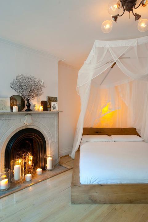 Ložnice... inspirace - och...romantika!