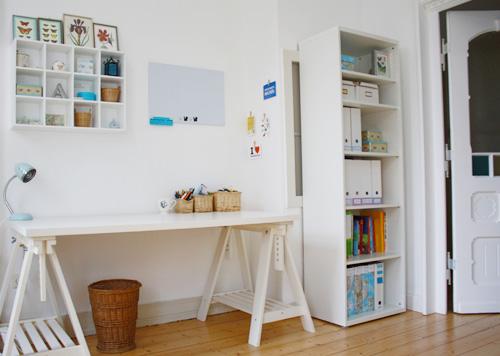 MišMaš.. inspirace všehochuť - Můj vysněný pracovní stůl