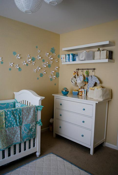 Dětský pokoj... - přesně takto!