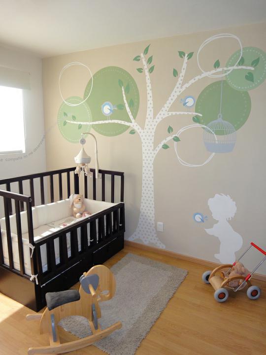 Dětský pokoj... - můj favorit na strom! skvělý!