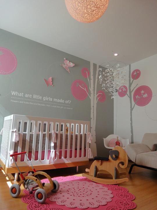 Dětský pokoj... - a nebo tenhle