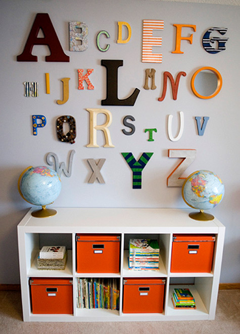 Dětský pokoj... - krásné!