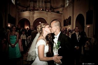 první svatební :-)