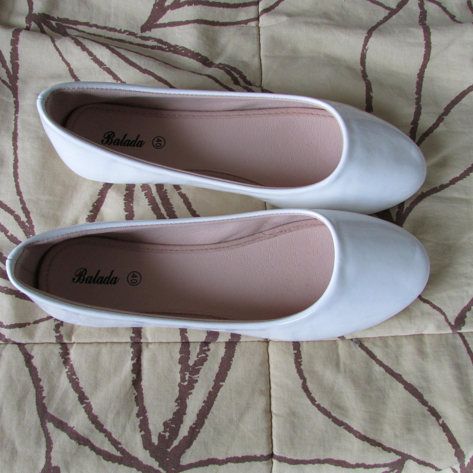 boty balerínky - Obrázek č. 1