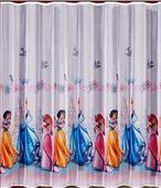 Záclona - voál Princezné, 160 cm,