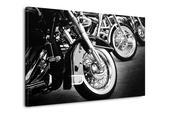 Obraz na plátne Motorky, 120 x 80 cm,